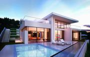 3D Bungalow Design And 3D Villas Rendering Services