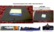 Full Body Pemf Mat for professional and home use