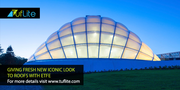 ETFE Foil Roofs in India