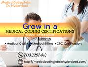 Medical coding jobs in Hyderabad
