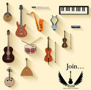 Free Demo Classes For Guitar, Keybord, Singing, octapad
