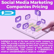 What is social media marketing companies pricing