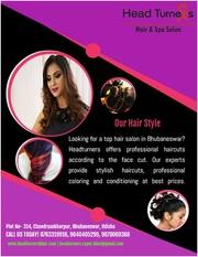 Best Hair Colour Salon in Odisha