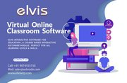 Virtual Learning Software with Learning Management System