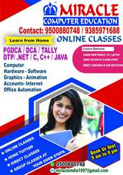 Miracle Computer Online Education Puducherry
