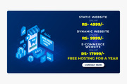 Website/Graphics Design & Development also Digital Marketing Agency