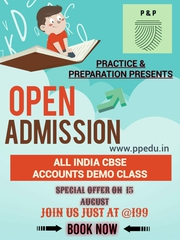 ALL INDIA CBSE ACCOUNTS  CLASS