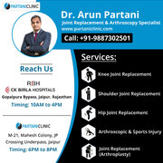 Total Knee replacement surgery in Jaipur