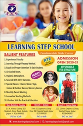 LEARNING STEP SCHOOL,  VAISHALI,  JAIPUR