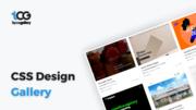 Best CSS Gallery,  Web Design Trends 2021