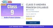 Class 9 Andhra Pradesh Syllabus / Digital Teacher Canvas