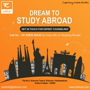 EDMIUM: Overseas Education Consultants