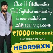 Full Syllabus of Class 11 Maths