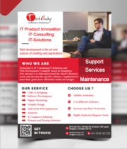We Provide Best Software, Solutions and Services.