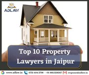 Top 10 Property Lawyers in Jaipur