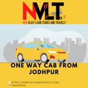 One Way Cab From Jodhpur | New Vijay Laxmi Tevels
