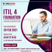 Get ITIL Certification Training-Register Now