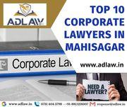 Top 10 Corporate Lawyers in Mahisagar