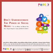 Best Social Media Marketing Company in India | Page3 Digital