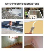 Water Leakage Waterproofing Services